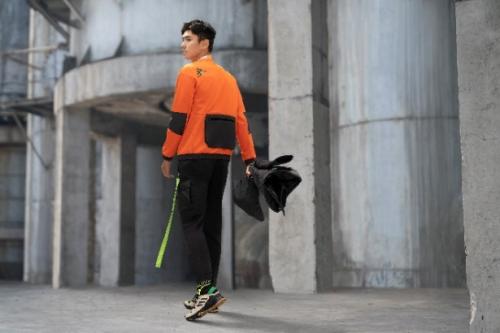 adidas 城市旅行者系列 玩转城市户外 穿行于未知