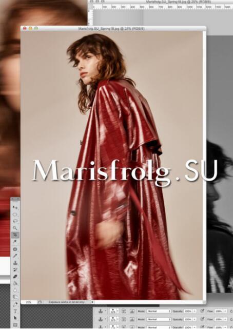 Marisfrolg.SU发布品牌虚拟灵感人物——Suelle