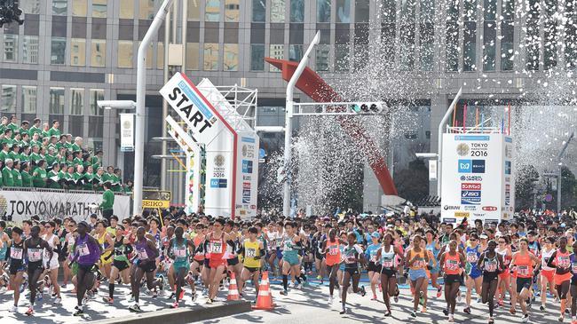 2018东京马拉松女子前瞻:六朝元老望二度夺冠