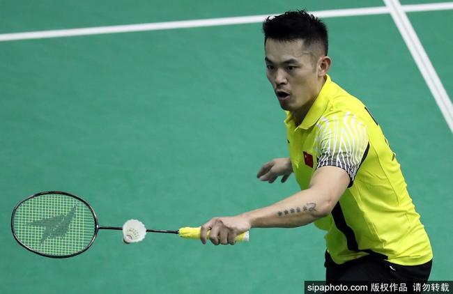羽联排名中国保持两项第1 林丹仍位居男单第6