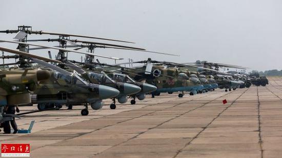 俄打造速度最快武装直升机 欲从中印获得巨额订单
