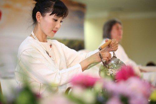 行家茶道研究会爱尔兰第36届国际茶会:让爱陪伴每一天的生活