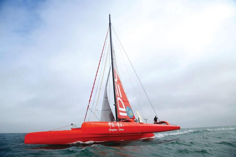 中国航海日 | CARNAVAL DE VENISE与你一起乘风破浪