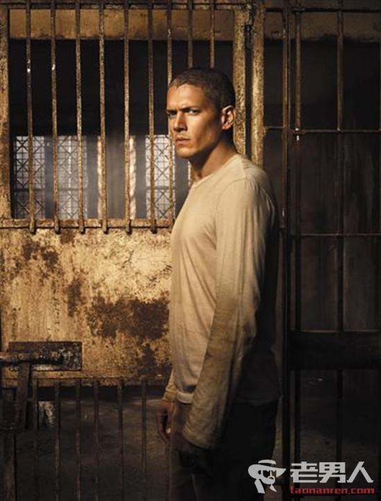 《越狱》重启迈克尔归来 林肯:我们要把你弄出去