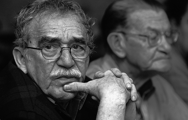 拉美文学爆炸五十年 学者詹明信谈《百年孤独》