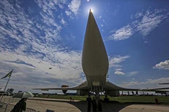 莫斯科航展首日俄方公布一批大新闻 将造50架图160