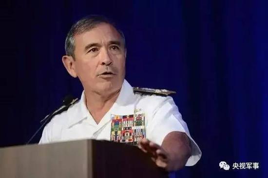美国海军日裔上将又发新言论:信奉强权支撑和平